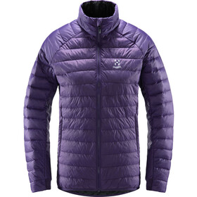 Haglöfs Rapid Mimic Jacket Women, fioletowy